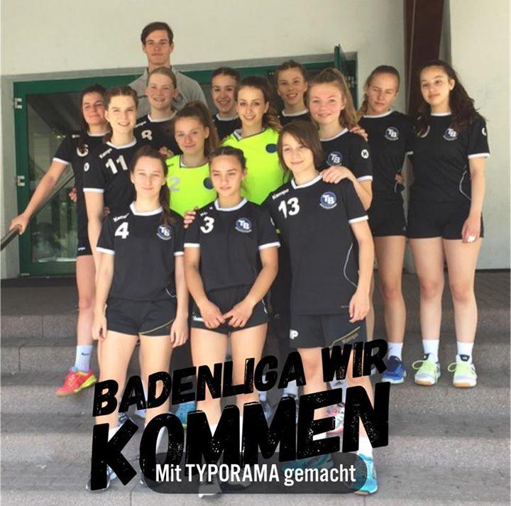 ### Update wB Jugend Badenliga ### In der kommenden Saison 2018/2019 sind unser Mädels,…