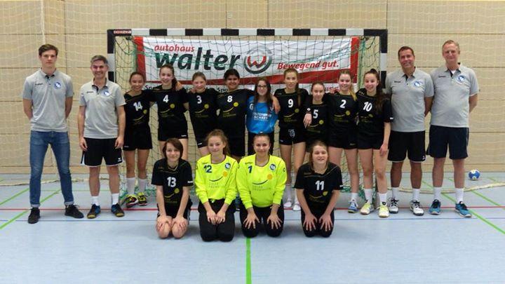 Weibliche C-Jugend sichert sich Festplatz in der Badenliga Am Dienstag Abend spielten die Mannschaften…