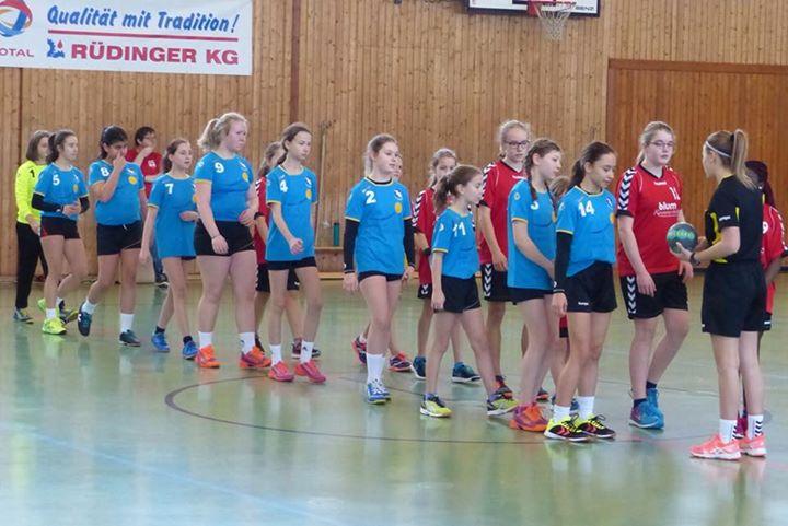 Die weibliche D- Jugend gewann gegen Mühlburg souverän mit 27:14. Die Mädels spielten sehr…