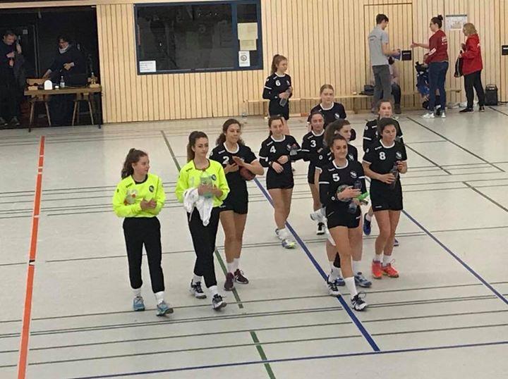 Bevor heute unsere wB Jugend zum Rückrundenspiel zur WSG Krai-Hardt fährt ein kleiner Rückblick…