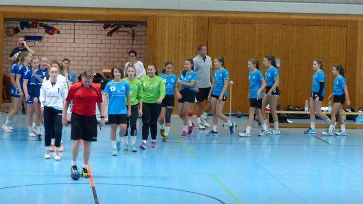 Spiel Birkenau-TB Auch unsere Mädels der wC durften heute zu ihrem ersten Spiel auswärts…