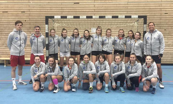 Die Handballerinen der weiblichen C- und B- Jugend bedanken sich ganz herzlich bei der…