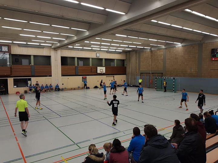 Hier noch ein paar Fotos vom Männerspiel am vergangenen Sonntag gegen die SG Graben-Neudorf…
