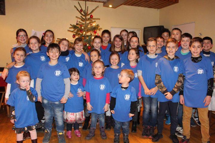 TB Minis, E-und D- Jugend feierten zusammen mit Eltern und Trainern im TB Vereinsheim.…