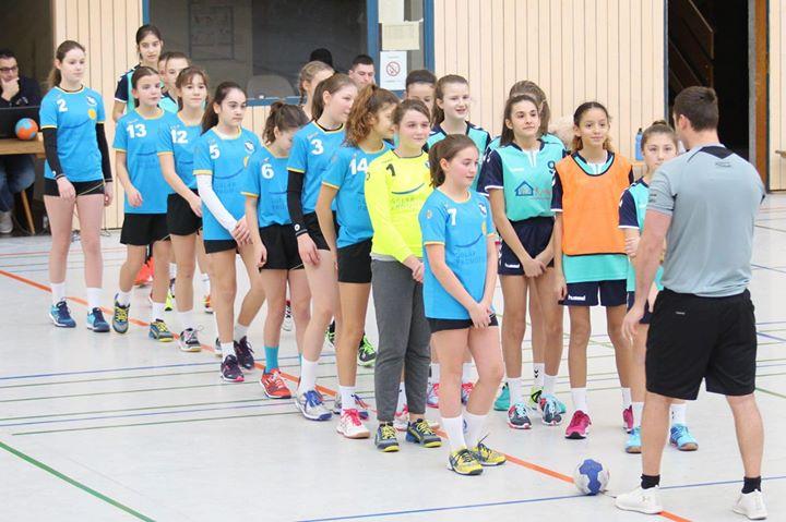 +++ wD Jugend +++ Die weibliche D siegte 26:8 gegen Neuthard/Büchenau 2 und kam…