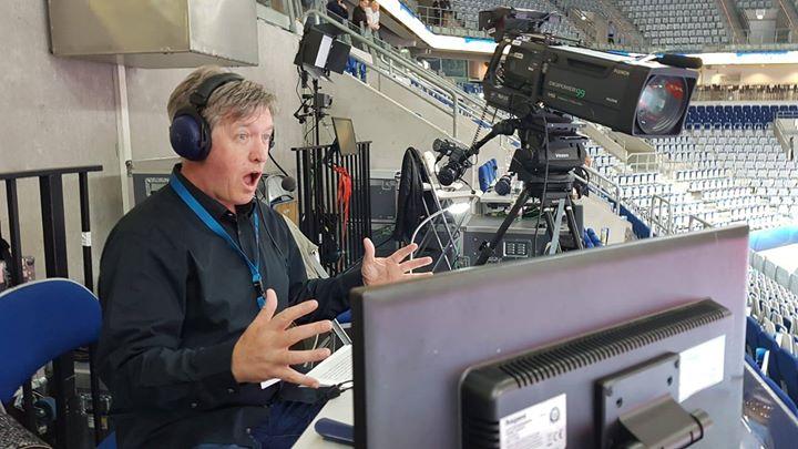 David Bregazzi tritt erneut als EHF Kommentator an für das heutige Spiel der Champions…