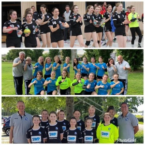 Nochmal Glückwunsch an unsere Mädels der wC, wB und wA Jugend. Alle drei Mannschaften…
