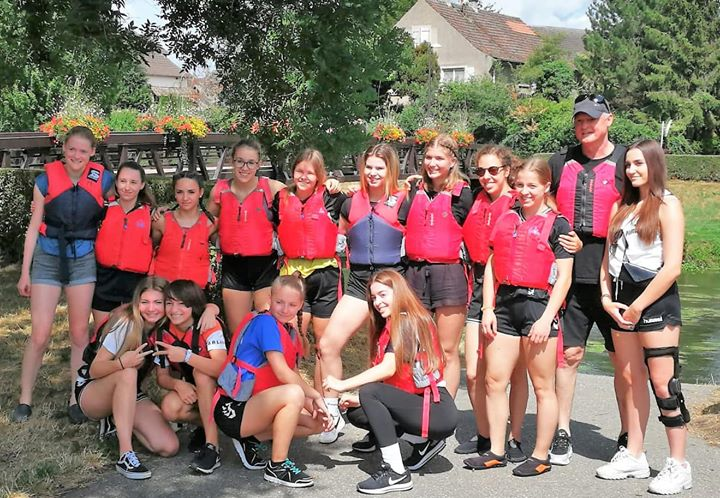 +++ wA Jugend +++ Kanu-Tour im Elsass für Kraft- und Ausdauer mit viel Spaß…