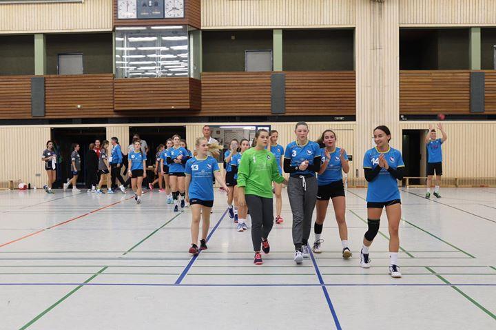 +++ wC Jugend +++ Verdienter 28:18 Erfolg gegen HSG Walzbachtal Bis zur 9. Minute…