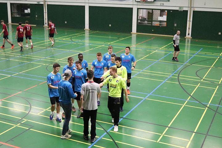 +++ mA Jugend +++ Am musste die männliche A-Jugend beim Tabellennachbarn der HSG Linkenheim-Hochstetten-Liedolsheim…