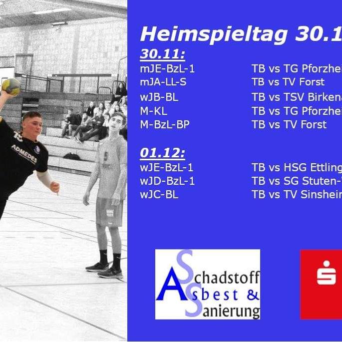 TB Pforzheim hat eine Veranstaltung hinzugefügt