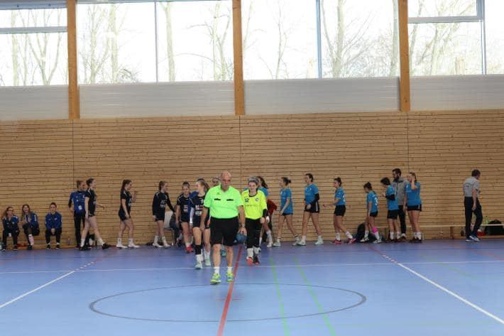 +++ wB Jugend +++ Erfolgreicher Hinrundenabschluss Im Nachholspiel gegen die WSG Kraichgau-Hardt konnte man…