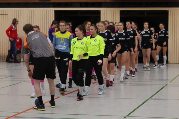 +++ wB Jugend +++ Knappe Niederlage im Spitzenspiel Im Badenliga Spitzenspiel und Derby gegen…