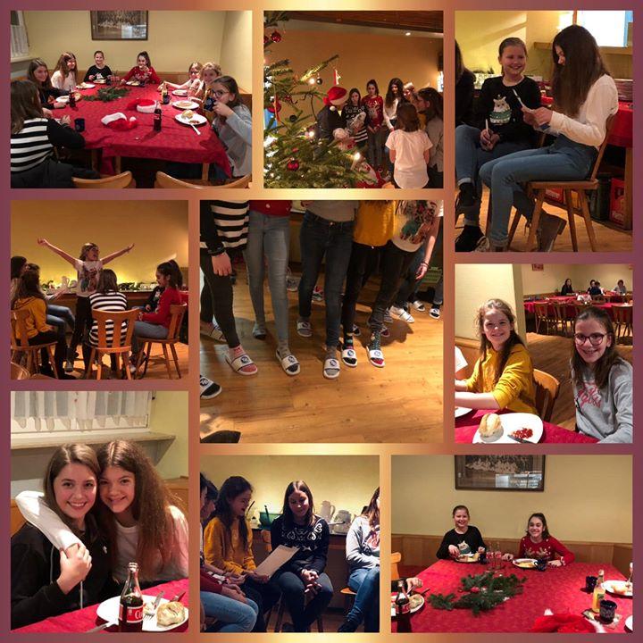 +++ wD Jugend +++ Die 4. und vorletzte Weihnachtsfeier des TB Pforzheim war die…