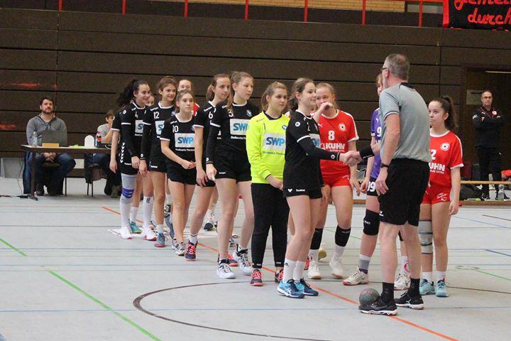 """+++ wC Jugend +++ Die """"Übermannschaft"""" der Liga lange geärgert Am Ende stand es…"""