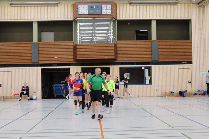 +++ wB Jugend +++ Rückschlag bei Heimniederlage Beim Spiel gegen die HSG Weinheim/Oberflockenbach musste…