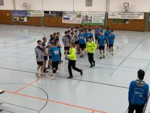 +++ mA Jugend +++ Gegen den Tabellendritten Langensteinbach musste die mA am 09. Februar…