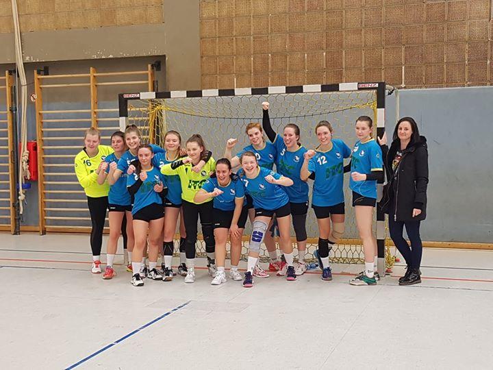+++ Damen +++ Sieg inklusive Tabellenplatztausch! Am Samstag hatten wir Damen unser Heimspiel gegen…