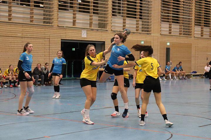 +++ wC Jugend +++ Heimsieg im Mittwochspiel gegen die Rhein Neckar Löwen Im Vergleich…