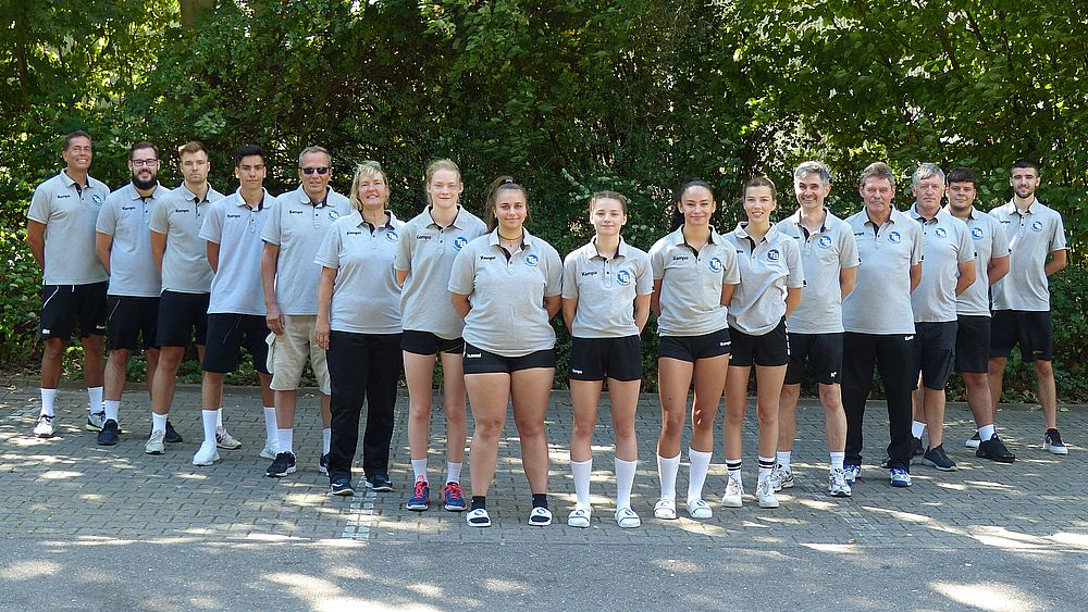 Trainerteam TB Pforzheim 2020/2021