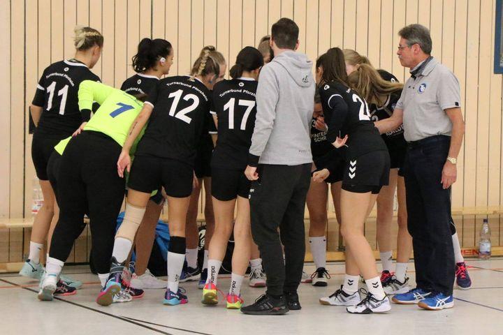 +++ Damen +++ Handball-Krimi bis zur letzten Sekunde – Das Spiel war ein ständiges…
