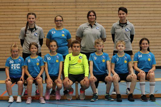 TB Pforzheim Handball gE-Jugend