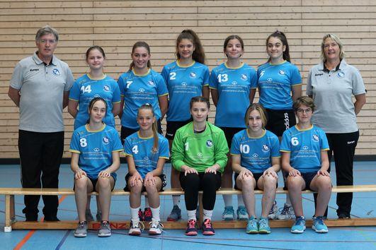 TB Pforzheim Handball wC-Jugend