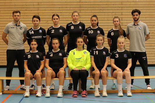 TB Pforzheim Handball wB-Jugend