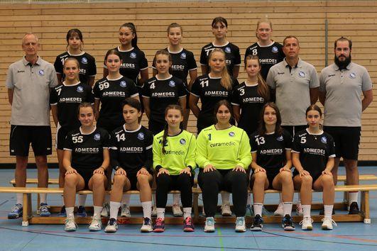 TB Pforzheim Handball wA-Jugend